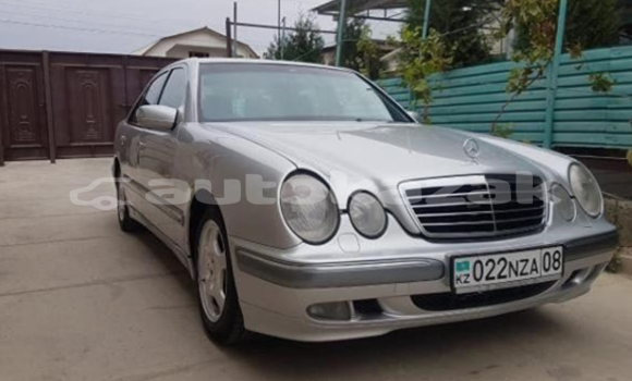 Buy Used Mercedes‒Benz E–Class Silver Car in Taraz in Taraz