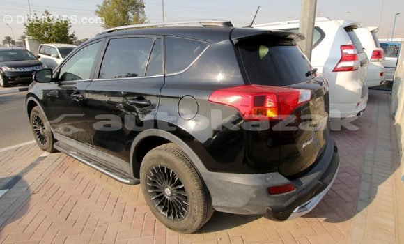 Buy Import Toyota RAV 4 Black Car in Import - Dubai in Akmecet