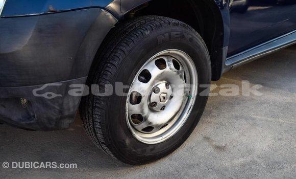 Buy Import Renault Duster Blue Car in Import - Dubai in Akmecet