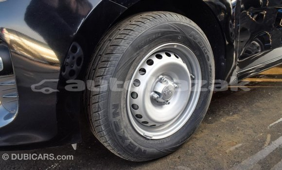 Buy Import Kia Rio Black Car in Import - Dubai in Akmecet