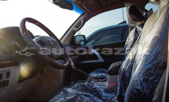 Buy Import Toyota Land Cruiser Black Car in Import - Dubai in Akmecet