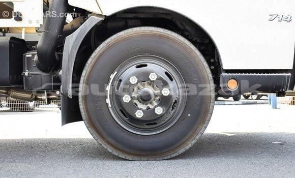 Buy Import Hino 300 Series White Truck in Import - Dubai in Akmecet