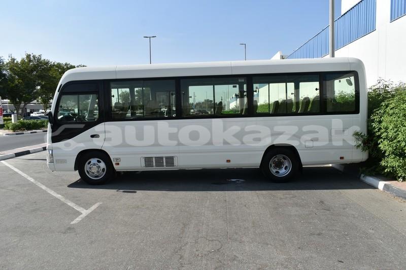 Big with watermark toyota coaster akmecet import dubai 4126