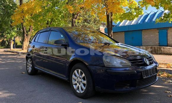 Buy Used Volkswagen Golf Black Car in Almaty in Almati