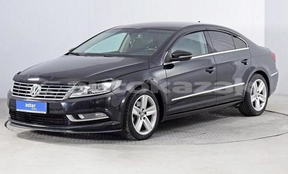 Buy Used Volkswagen Passat Black Car in Almaty in Almati