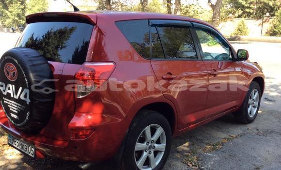 Buy Used Toyota RAV4 Red Car in Almaty in Almati